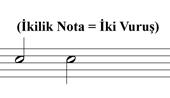 İkilik Nota