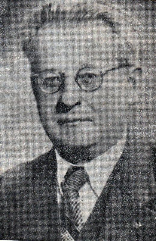 Praetorius, Ernst