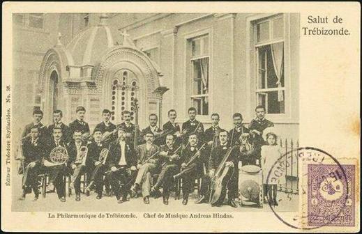 Trabzon Filarmoni Orkestrası - 1904 (La Philarmonique de Trébizonde - Chef de Musique Andreas Hindas)