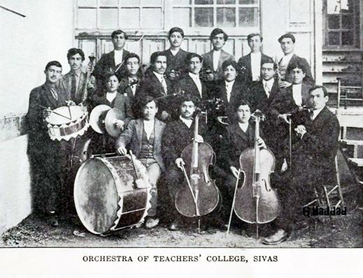 Sivas Öğretmen Okulu Orkestrası