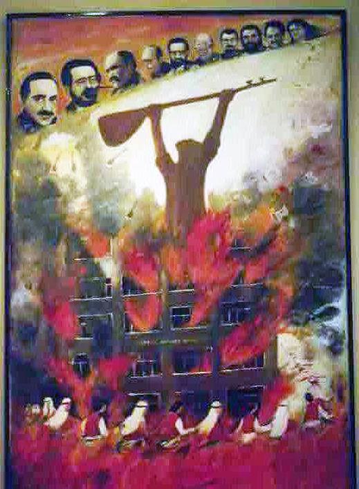 Sivas'ta Yanan İnsanlıktı!
