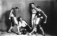 Altın Çağ Balesi'nden Bir Futbol Sahnesi - 1930